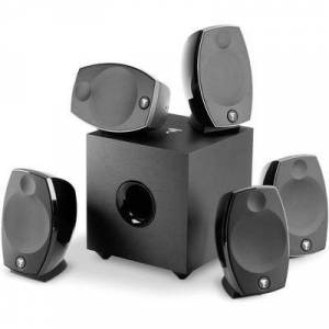 Focal-JMlab SibEvo 5.1 package home theater speaker system