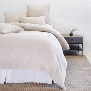 Pom Pom at Home Blair Taupe Duvet Collection