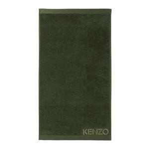 Kenzo Iconic Khaki Bath Sheet by Kenzo