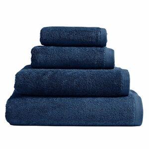 Alexandre Turpault Essentiel Slate Blue Bath Towels by Alexandre Turpault