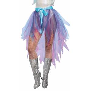 Dreamgirl Beauty-licious Colorful Tulle Skirt by Dreamgirl, Size S/M - Yandy.com