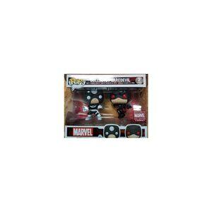 Funko Pop! Marvel Bullseye/Daredevil Vinyl Bobble-Heads Figures Exclusive Collector Corps