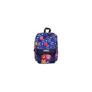 Great Eastern Animation Backpack - Sonic the Hedgehog - Large 16 Inch - Group