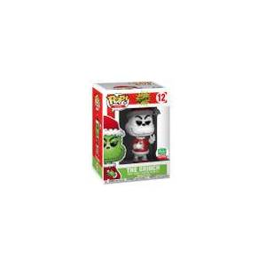 Funko Pop! Books The Grinch Vinyl Figure #12 Limited Edition 12 Days of Christmas 2017 Limited Edition