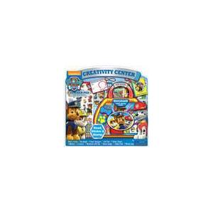 Bendon Publishing Paw Patrol Creativity Center - Read, Sticker and Stamp