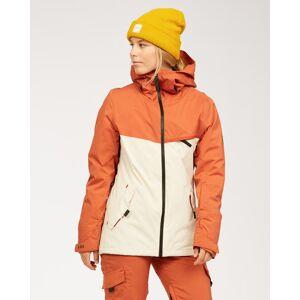 Billabong A/DIV Women's Eclipse Snow Jacket  - Red - Size: Small