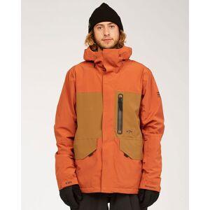 Billabong Delta Stx Jacket  - Red - Size: Medium