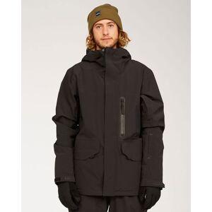 Billabong Delta Stx Jacket  - Black - Size: Large