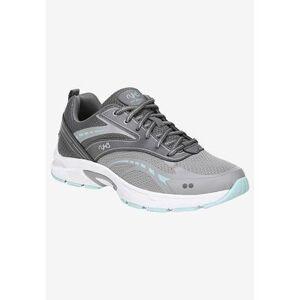 Ryka Women's Sky Walk 2 Sneaker by Ryka in Quiet Grey (Size 10 M)