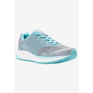 Propet Women's One Sneaker by Propet in Grey Mint (Size 9 1/2 M)