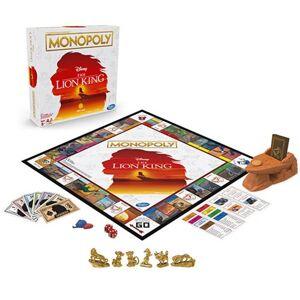 Hasbro The Lion King Edition Monopoly Game