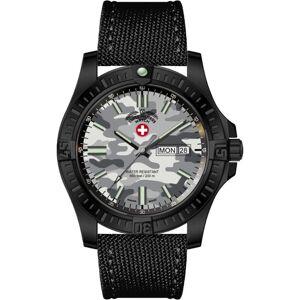 Swiss Military Watch Desert Storm Model Tactical Wrist Watch