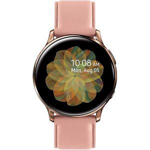 Samsung Galaxy Watch Active2 40mm, Rose Gold, GPS, Bluetooth, Unlocked LTE - US Version  size: