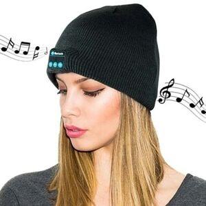 Generic Unisex Bluetooth Beanie Hat- 4 Colors