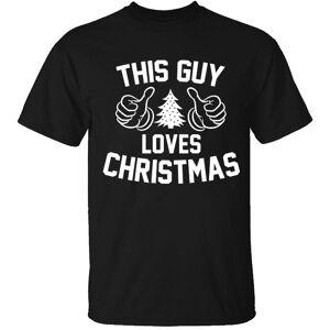 Cotton Thugs Men's Funny Dad Christmas T-Shirts