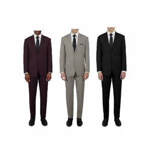 Mechaly Two Button Suit Set