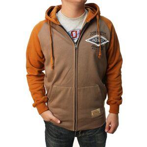 Von Dutch Men's Full-Zip Hooded Fleece Sweatshirt  size: