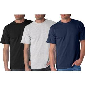 Generic Adults Supersoft Comfortable T Shirts - 3 Pack  size: