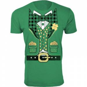 Cotton Thugs Men's St. Patrick's Day Lucky T-Shirts