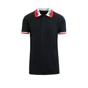 Galaxy by Harvic Short Sleeve Printed Polo Shirt for Men
