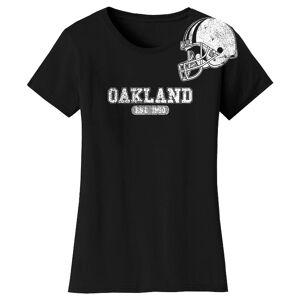 Cotton Thugs Women's Football Helmet Short Sleeve T-Shirts