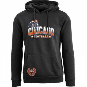 Cotton Thugs Women's Greatest Football Legends Pull Over Hoodie