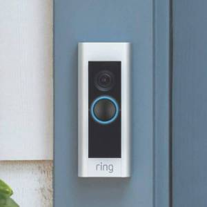 Ring Video Doorbell Pro with 1080P HD Video & Motion-Alerts  size: