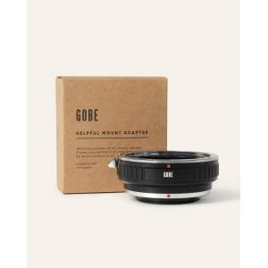 Gobe Canon (EF/EF-S) Lens Mount to Micro Four Thirds (M4/3) Camera Mount