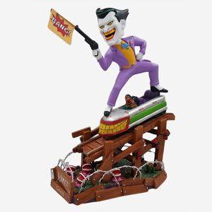 FOCO Joker Batman The Animated Series Roller Coaster Bobblehead