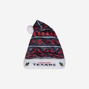 FOCO Houston Texans Family Holiday Santa Hat