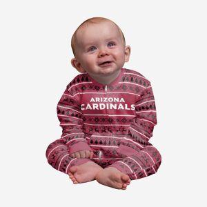 FOCO Arizona Cardinals Infant Family Holiday Pajamas - 24 mo