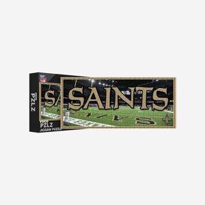 FOCO New Orleans Saints Mercedes-Benz Superdome 500 Piece Stadiumscape Jigsaw Puzzle PZLZ