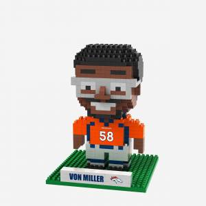 FOCO Von Miller Denver Broncos BRXLZ Mini Player