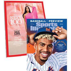 TIME Magazine and Sports Illustrated Bundle