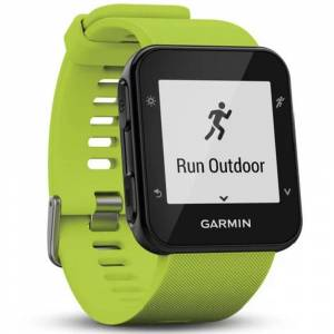 Garmin Forerunner 35 Fitness GPS Running Watch with HRM Limelight Edition
