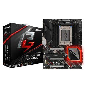 ASRock AMD X399 Phantom Gaming 6 DDR4-SDRAM ATX Motherboard