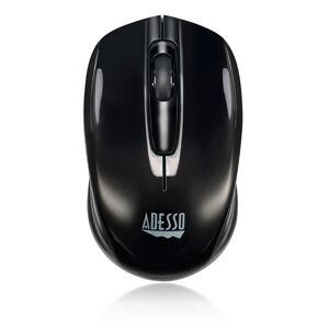 Adesso iMouse S50 Wireless RF Optical Mini Mouse - Black