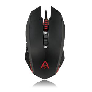Adesso iMouse X2 Wired Optical LED Programmable Gaming Mouse