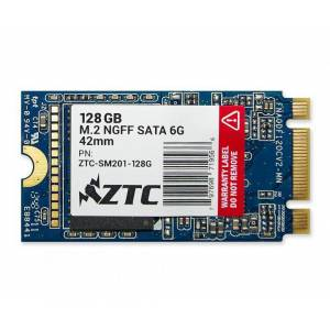 ZTC 128GB ZTC Armor 42mm M.2 NGFF 6G SSD Solid State Disk- ZTC-SM201-128G