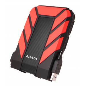 Adata 2TB AData HD710 Pro USB3.1 2.5-inch Portable Hard Drive (Red)