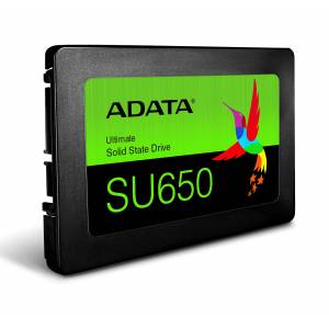 Adata 240GB AData SU650 2.5-inch SATA 6Gb/s SSD Solid State Disk 3D NAND