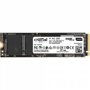 Crucial 1TB Crucial P1 M.2 2280 PCI Express 3.0 x 4 Solid State Drive