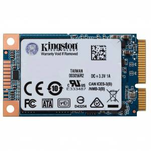 Kingston 480GB Kingston SUV500MS UV500 mSATA Internal Solid State Drive