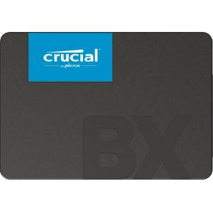 Crucial 240GB Crucial BX500 2.5-inch Serial ATA III Internal Solid State Drive