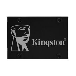 Kingston 256GB Kingston Technology KC600 2.5-inch Serial ATA III 3D TLC Internal Solid State Drive