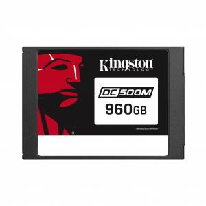 Kingston 960GB Kingston Technology DC500 2.5-inch Serial ATA III 3D TLC Internal Solid State Drive