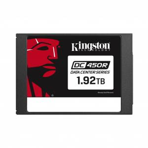 Kingston 1.92TB Kingston Technology DC450R 2.5-inch Serial ATA III 3D TLC Internal Solid State Drive