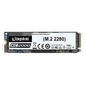 Kingston 1TB Kingston Technology KC2000 M.2 PCI Express 3.0 3D TLC NVMe Internal Solid State Drive