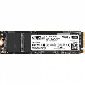 Crucial 500GB Crucial M.2 PCI Express 3.0 Internal Solid State Drive