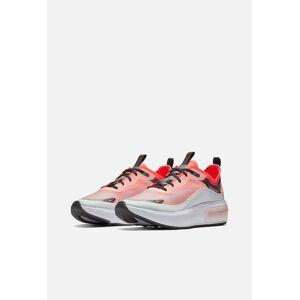 Nike Wmns Nike Air Max Dia / Off White, Black & Flash Crimson (Wmns Nike Air Max Dia / Off White, Black & Flash Crimson / US W 10 / M 8.5)